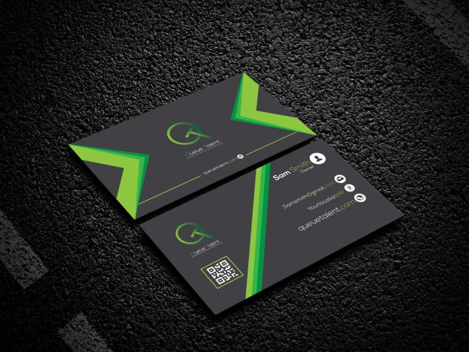 Design Cool And Minimalist Business Card For You By Sazzadp129