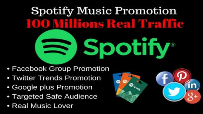 Image result for Spotify Music Promotion