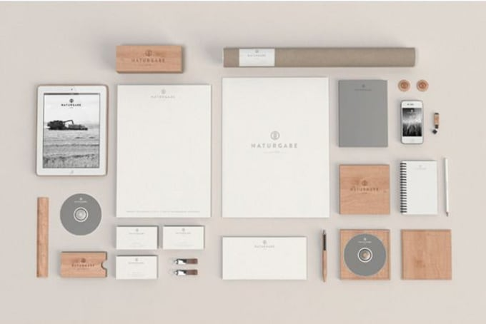 design professional business stationery by executivedexign