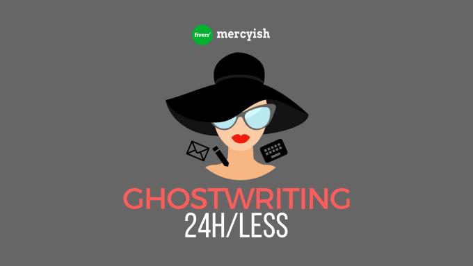 Ghostwrite blogging master soziale arbeit beratung