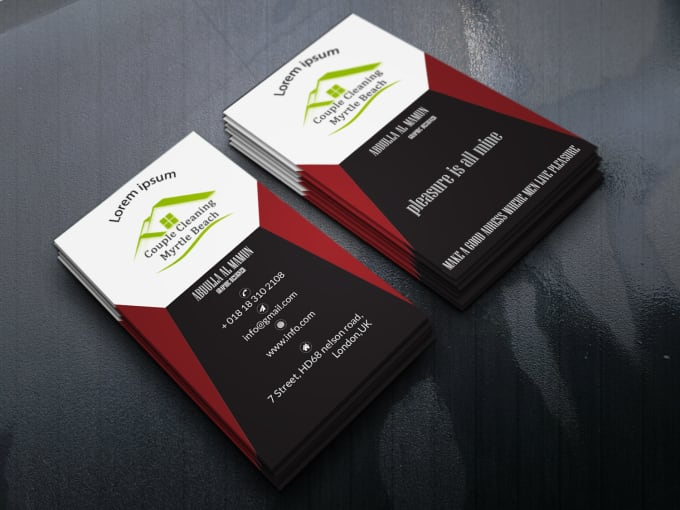 Design stunning business card carry yourself by abdullaalmamun7 design stunning business card carry yourself reheart Image collections