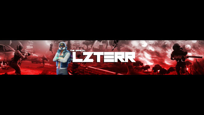 Fortnite Channel Art And Logo Professionally By Hproductionz