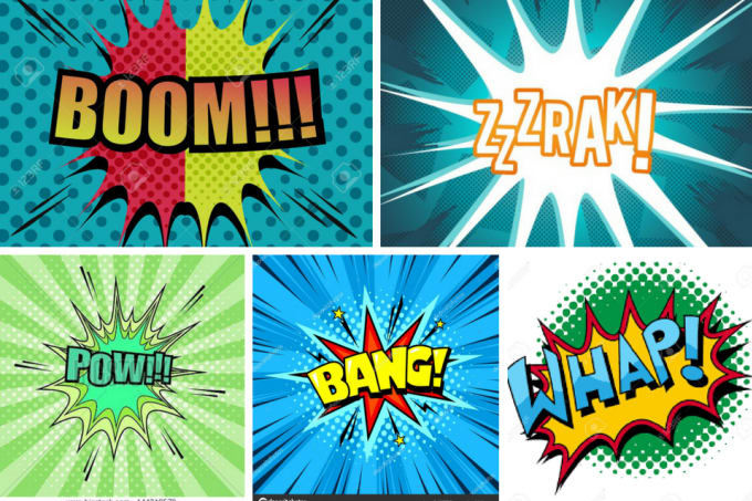 do sound effects for video, app, animation or game