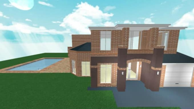 For 5 To 15 Dollars Create A House In Roblox For You By Troyh29