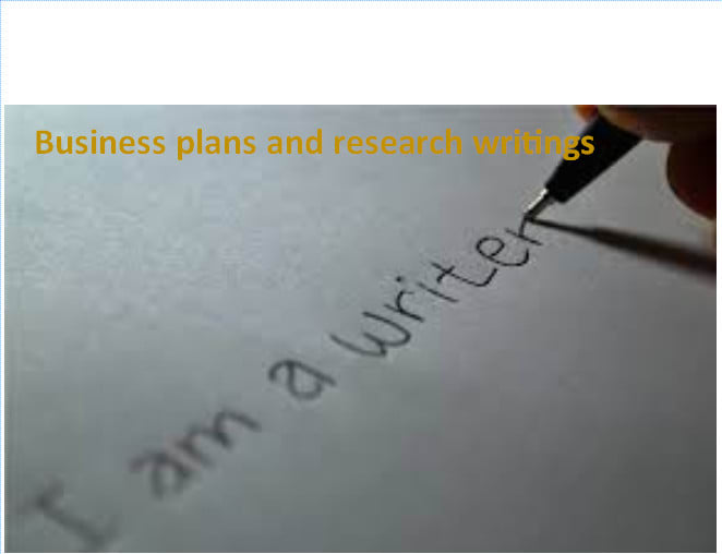 Do All Business Research Writing By Evansmk I Will Do All Business Research Writing