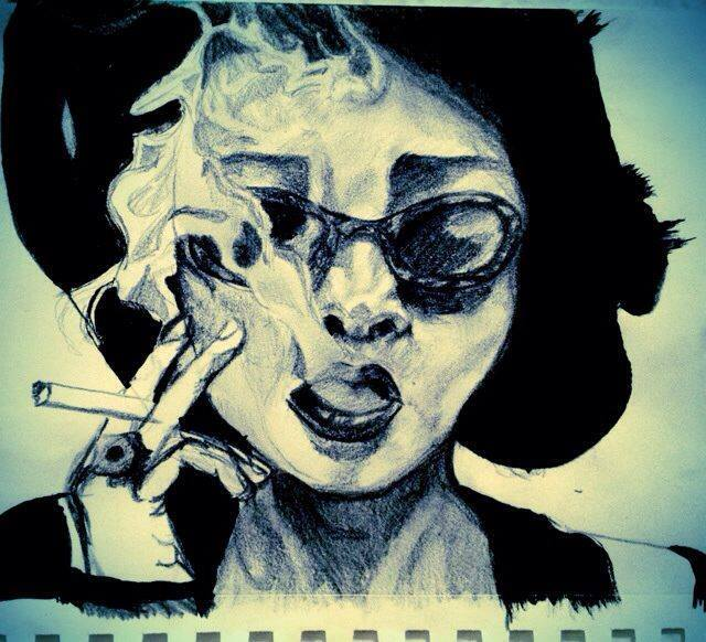 chimeramiriam : I will draw or design album art for you for $25 on  www fiverr com