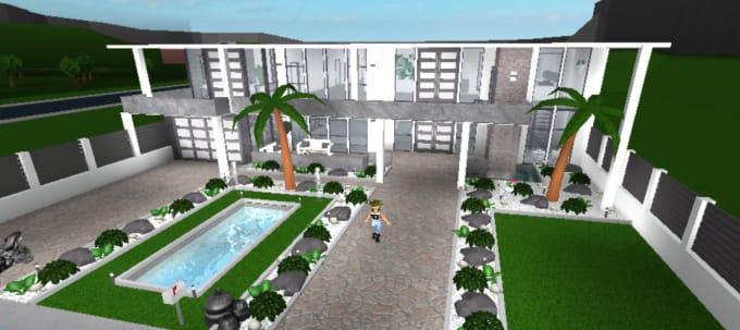 build a bloxburg house by aestheticbuild