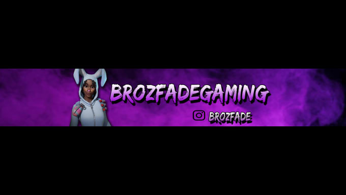 Youtube Channel Art For You By Brozgrizz