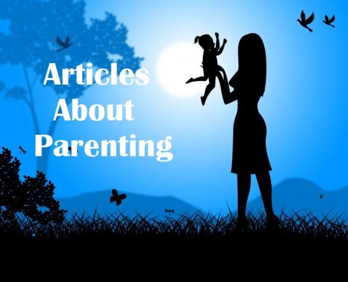 provide articles for blogs or wordpress regarding parenting