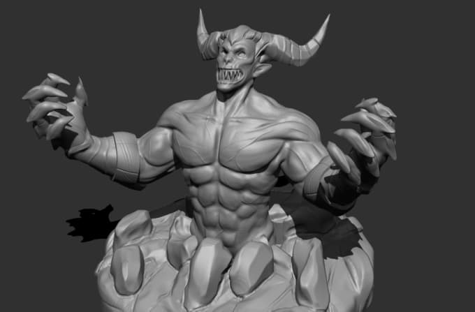 zbrush full screen