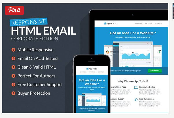 Create responsive email template fiverr create responsive email template maxwellsz