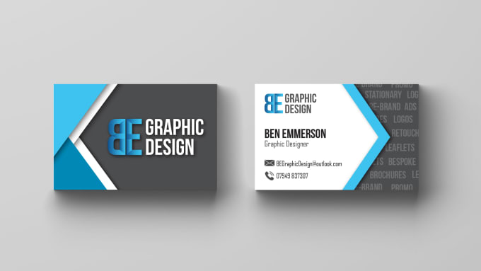 Design High End Business Cards With Unlimited Revisions By Benemmerson29