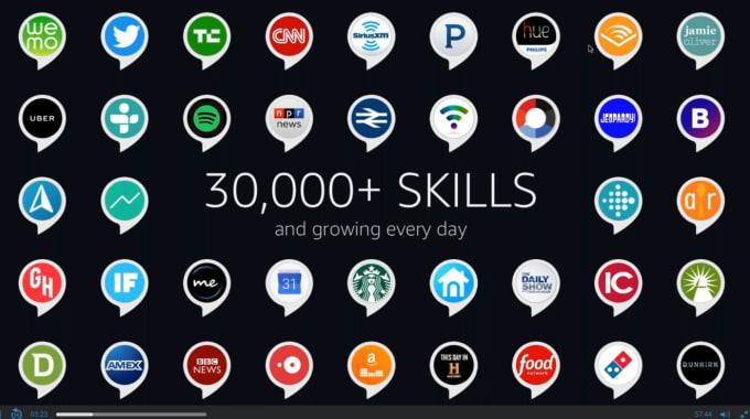 thedreamsaver : I will create an enterprise level amazon echo alexa skill  for $995 on www fiverr com