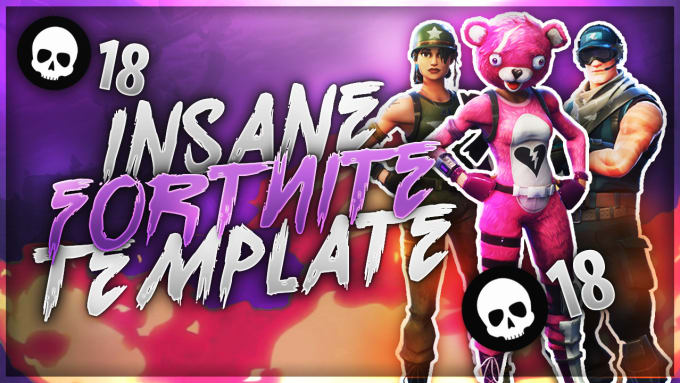 Design 2 Professional Fortnite Thumbnails In A Day By Tsm Mythnot