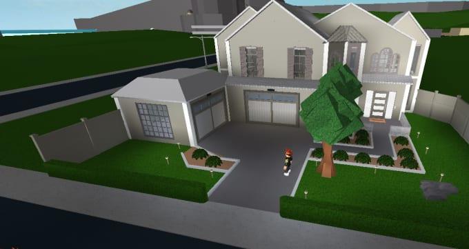 Build a cozy house on bloxburg by Thomaslaight