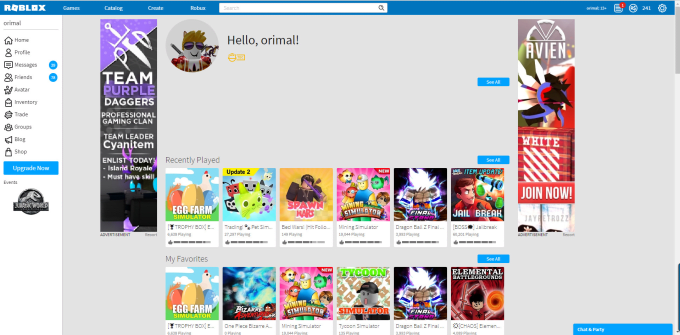Play With You In Roblox And Minecraft Click For More Info By Orimal