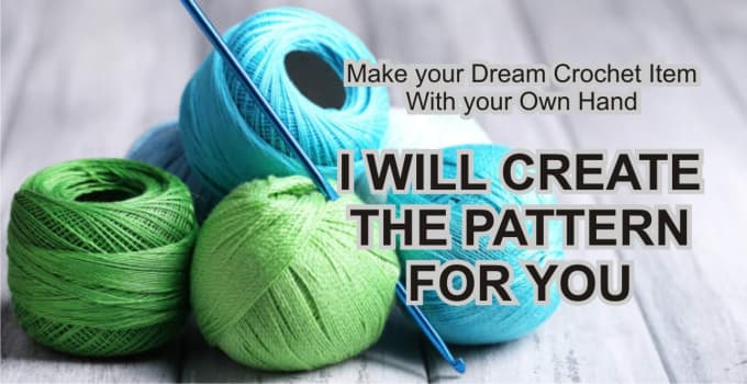 Do Creative Crochet Patterns By Dilseumi