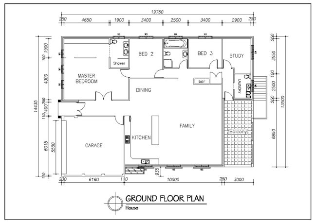 Outsource CAD Drafting