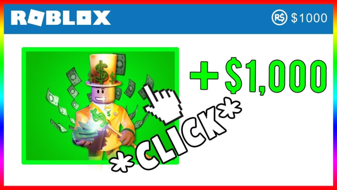 make your roblox character get any item