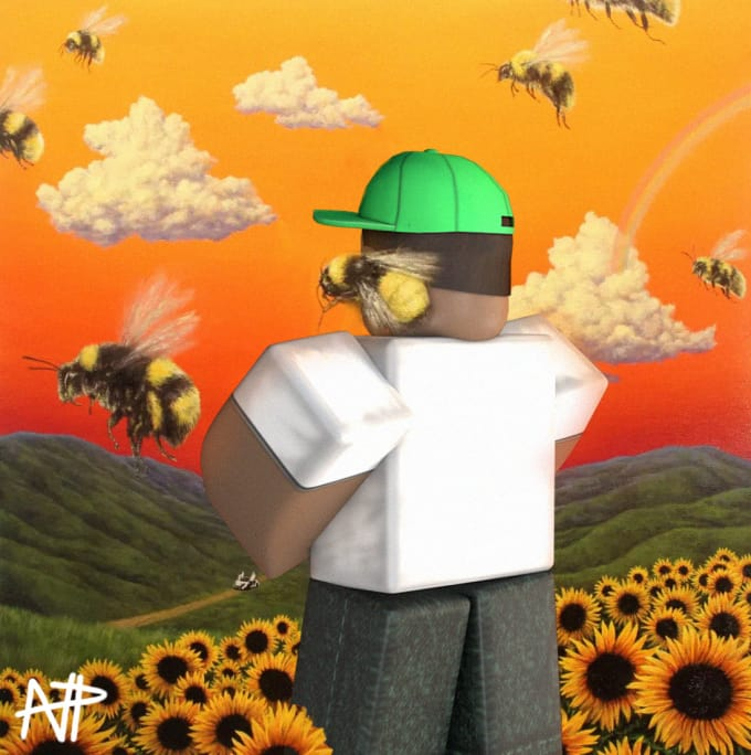Create A Roblox Gfx Icon By Nabeelcreates