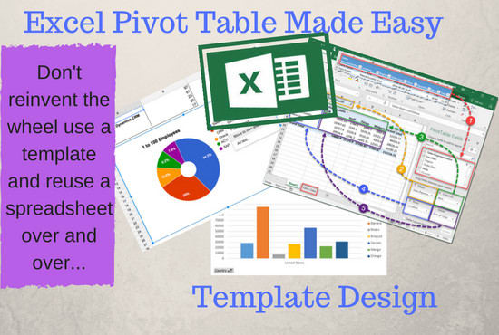 create pivot table template by eboswell1230