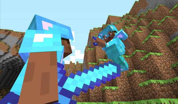 boglepvp : I will teach you how to pvp well in minecraft hypixel etc for  $10 on www fiverr com