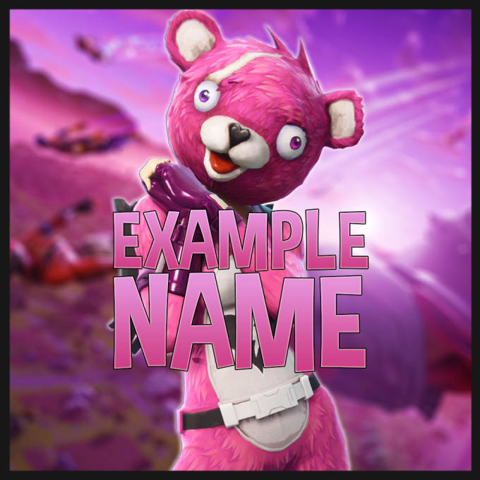 Make You A Fortnite Profile Picture By Georgegraphic