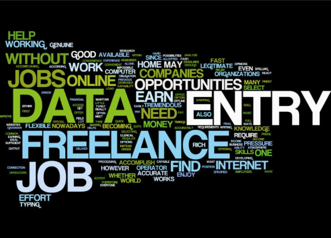 muhammad_subhan : I will do online and offline data entry jobs and web  search for $5 on www fiverr com