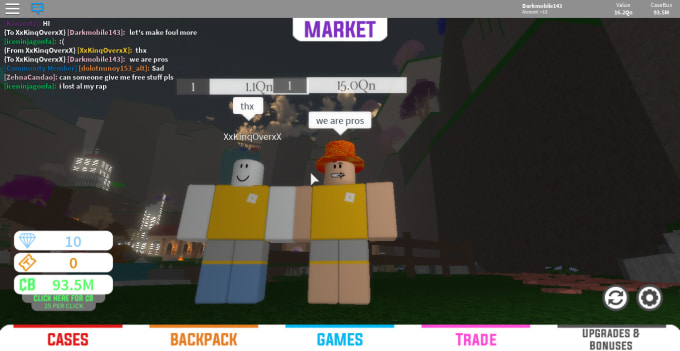 make you pro in all roblox game