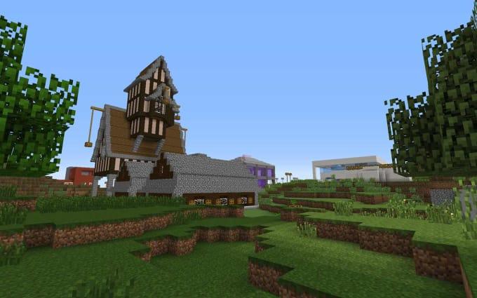 Brokkthegamer I Will Build A Expert Minecraft Ps4 Map For 20 On Wwwfiverrcom