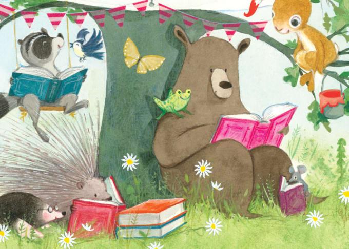 Make Unique Children Book Cover Page Or Children Book Illustration