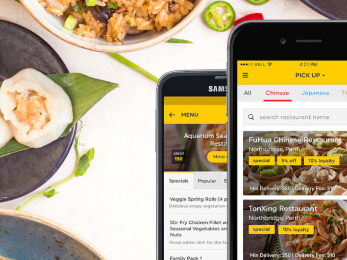 Do Food And Restaurant Finder Like Zomato App Development With Php Admin