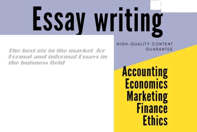 Economics Ethics & Market
