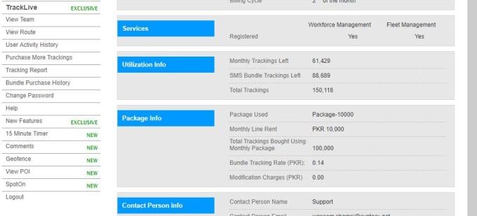 develop all web applications
