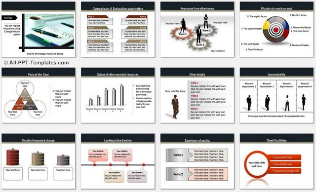 design a professional powerpoint presentation by mostafaeps