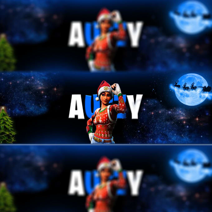 Create A Fortnite Twitter Header By Revampgraphics
