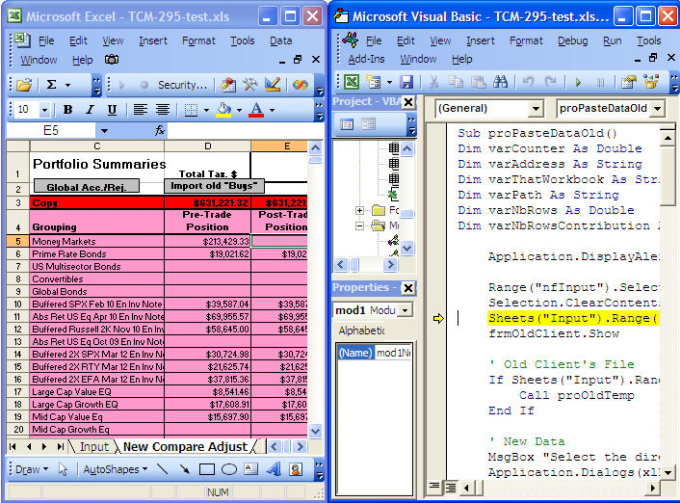 sameer29894 : I will do excel vba program according to your requirements  for $5 on www fiverr com