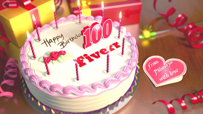 Create lovely happy birthday greeting video by pkbanerjee create lovely happy birthday greeting video m4hsunfo