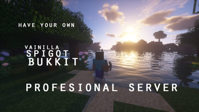 create the best minecraft server for you