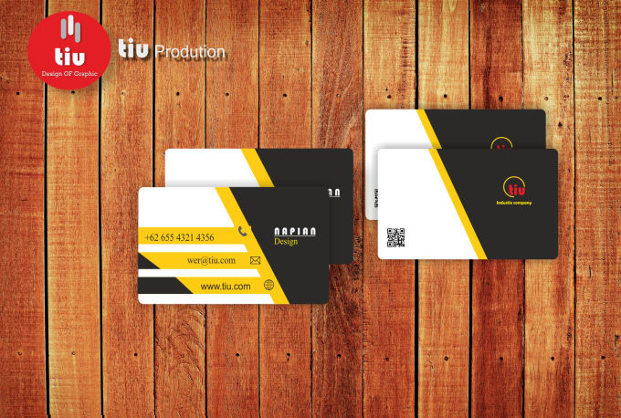 Design A Business Card And Free Letterhead Design Logo By Napianaditya