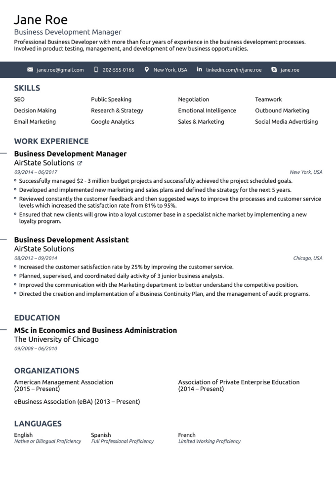 fix your resume and cover letter