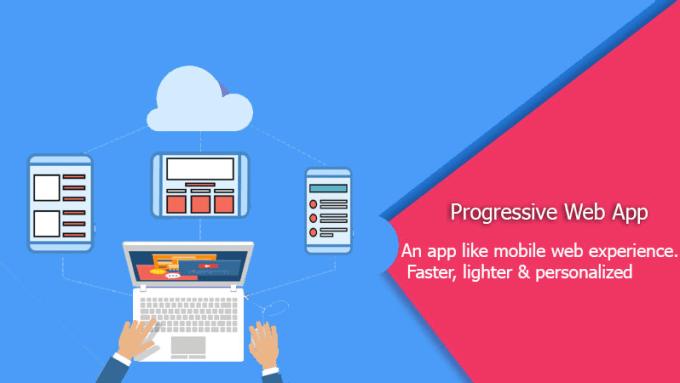 build pwa or progressive web application