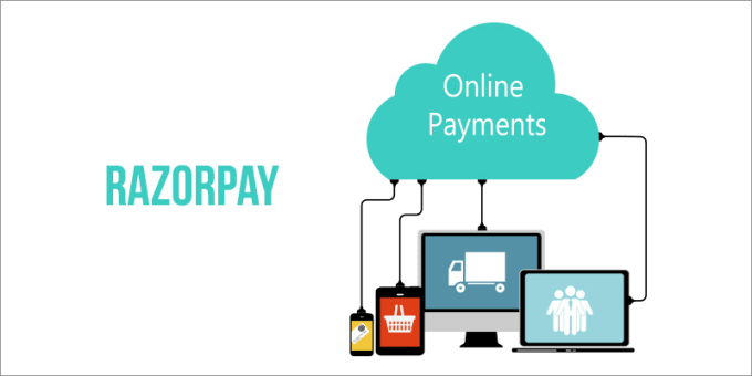 integrate payment gateway like razorpay,paypal brintree and stripe in  android
