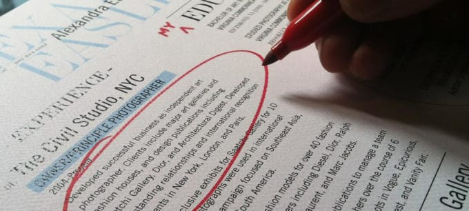 revamp, revise and recreate, edit cv, resume, cover letter