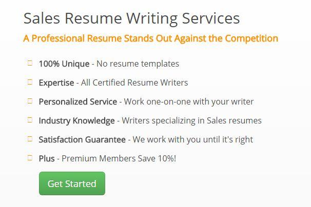 Write, rewrite professional sales, business resume, cv, resume ...