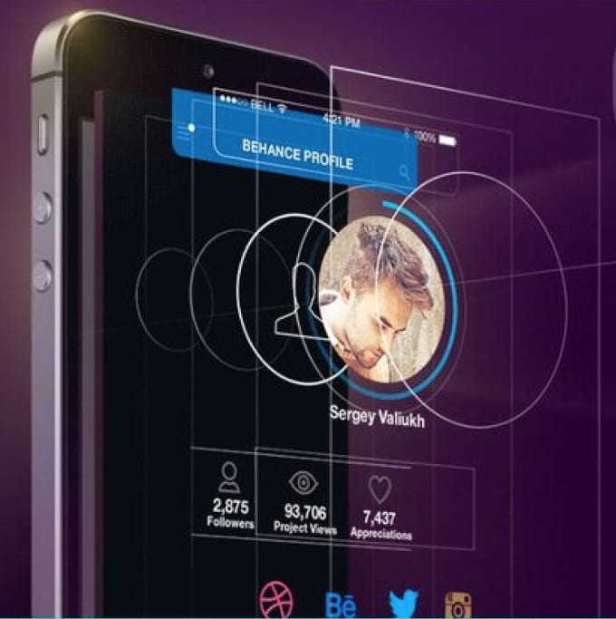 custom animation UI animation swift objective c iphone ipad