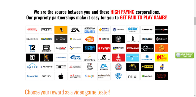I Will Video Game Tester Jobs Get Paid To Play Games