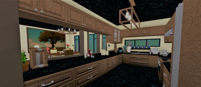 Build you a professionally made house in bloxburg by ...