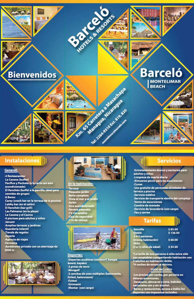 Design Your Restaurant Menus Or Brochures