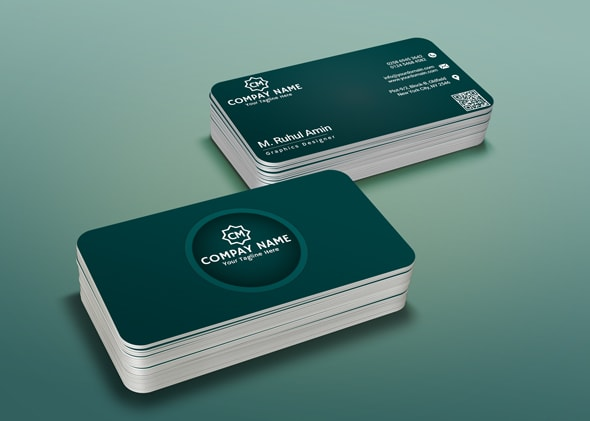 Create custom business card design for you by iqbal5259 create custom business card design for you colourmoves